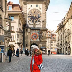 Berna - Um local inesquecível