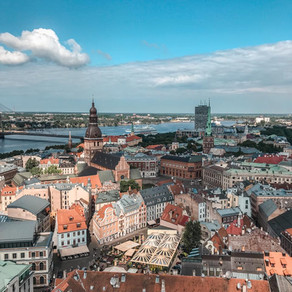 Conheça Riga - Capital da Letônia