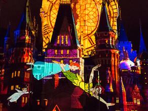Walt Disney World estreia show de projeção no Castelo da Cinderela