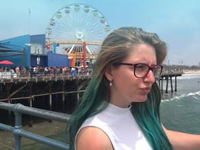 Pier Santa Mônica - O Pier da Hannah Montana