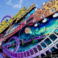 Rock n´ Roller Coaster - Disneyland Paris