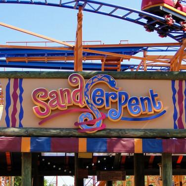 Sand Serpent