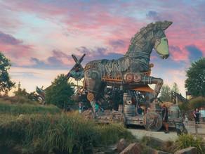 Conheça o Toverland - O Parque com a Maior Wing Coaster da Holanda