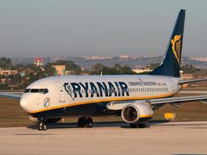 Como é viajar de RyanAir?