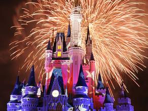 Feriado de 4 de Julho nos Parques da Disney!