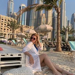 Nosso Hotel em Dubai - Westin Dubai Mina Seyahi