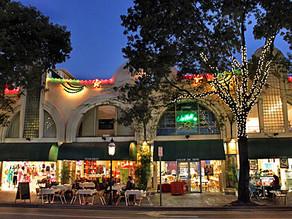 Miami - Coconut Groove  O bairro mais charmoso de Miami!
