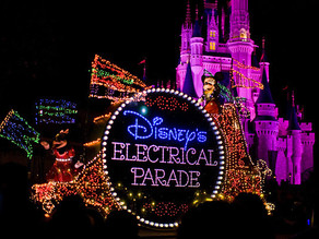 O fim da MAIN STREET ELECTRICAL PARADE!