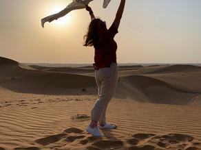 Como visitar o Deserto em Dubai