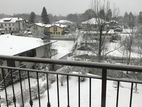 Montanha-Russa de Neve no Mottarone (Piedmont)