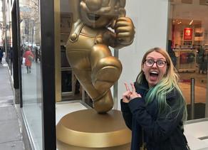 Conheça a Nova Loja da Nintendo em NYC!