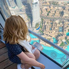 Como Visitar o Burj Khalifa em Dubai
