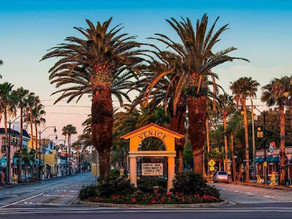 Conheça o Golfo do México - Venice Beach