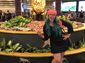 O que eu fui fazer em Vegas?