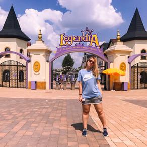 Conheça o Legendia - Parque de Diversões na Polônia