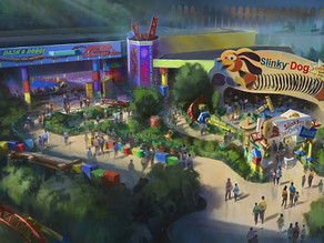 Disney's Hollywood Studios inaugura nova área - Toy Story Land - em 2018