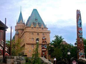 Epcot: Canadá