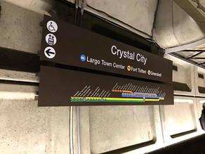 Como se Virar no Metrô de Washington D.C.?