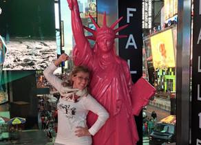 Guia de Compras em NY - Times Square e 5th Ave