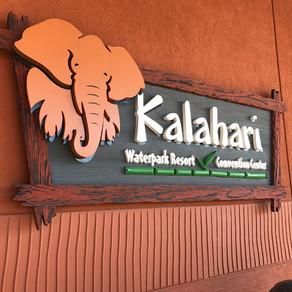 Kalahari - Parque Aquático Indoor (Coberto e Aquecido)