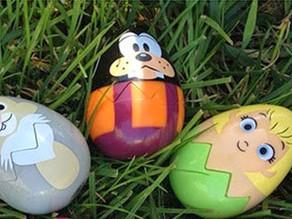 Especial da Páscoa - Caça aos Ovos no Epcot