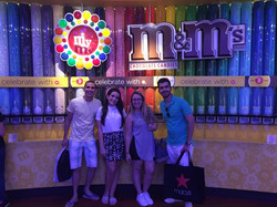 M&M´s Store