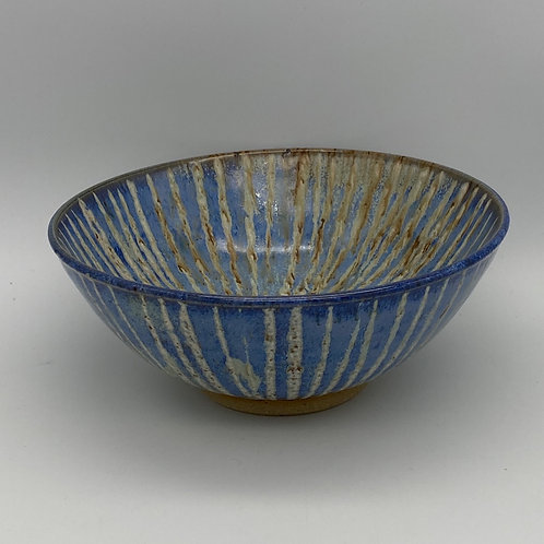 Capri stripe bowl