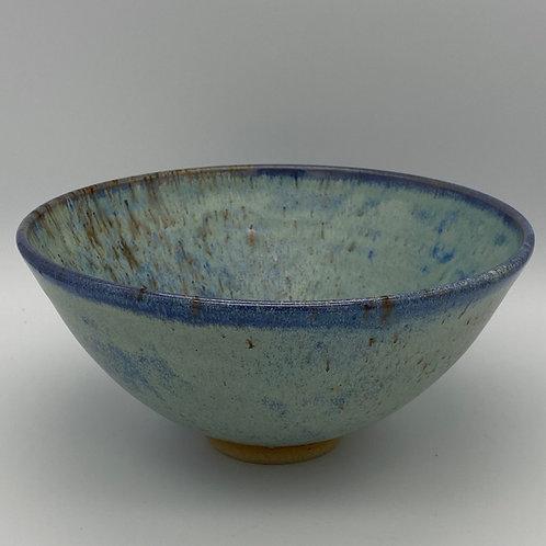 Capri blue bowl