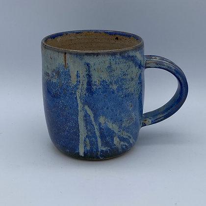 Capri blue mug