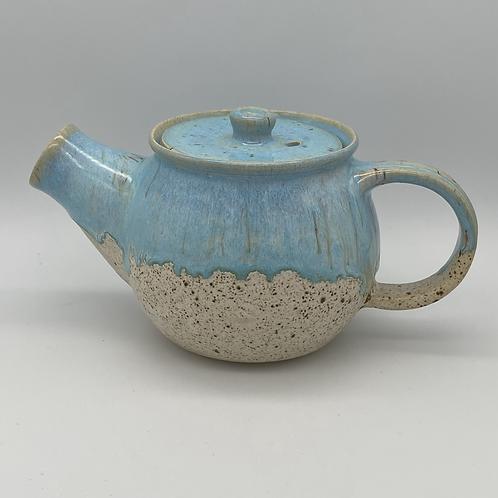 Norse blue teapot