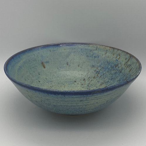 Capri blue bowl