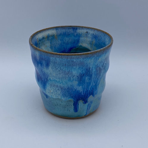 Storm blue gin cup