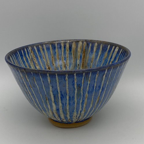 Capri stripe bowl