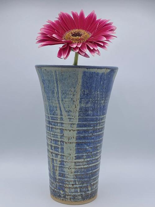 Capri blue vase