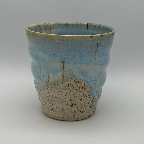 Norse blue Gin cup