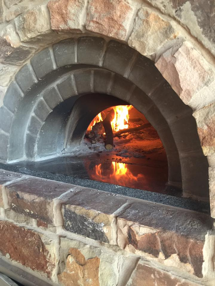 Brick Pizza Oven