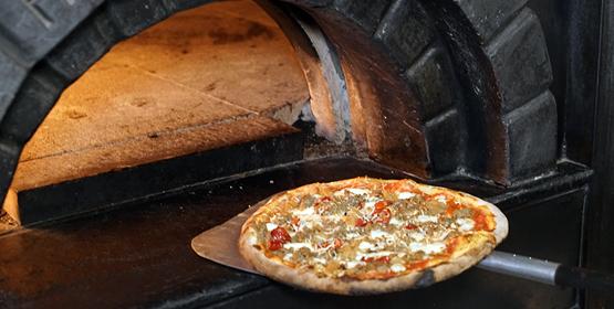 Renato wood fired brick oven