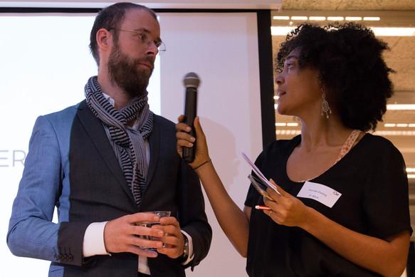 Ama van Dantzig and Thieu Besselink