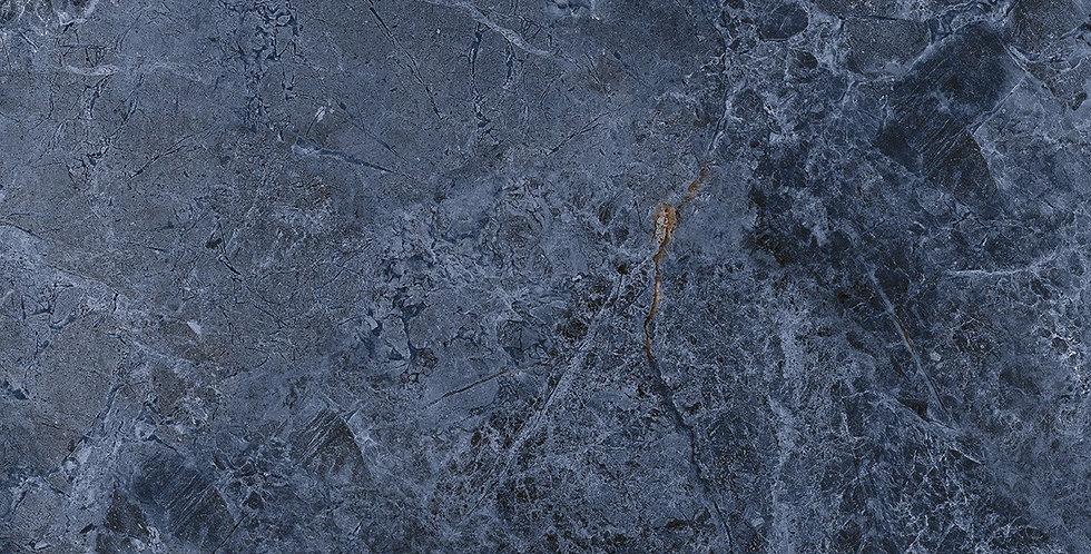 Carrelage sol et mur PATARA NAVY BLUE Réf: HBDCS450409B