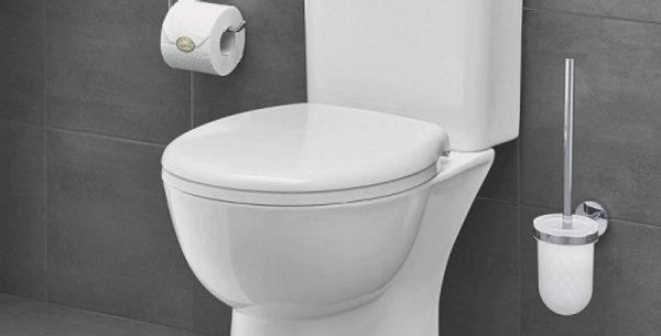 PACK WC GROHE BAU CERAMIC BLANC SANS BRIDE REF: HBDS3949600
