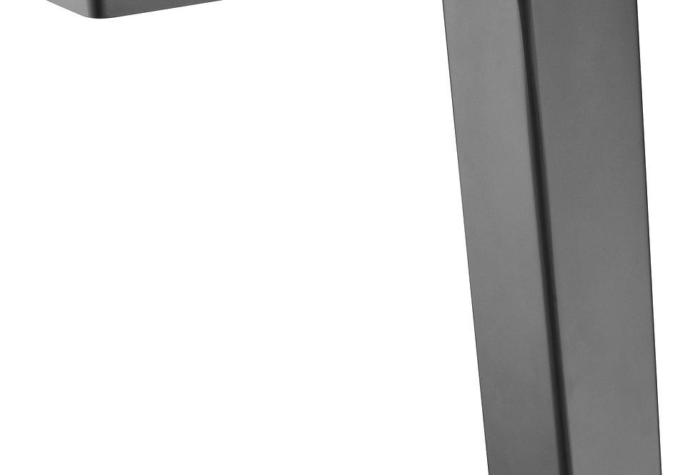 MITIGEUR POUR LAVABO HAUT NOIR ET OR ROSE REF: HBDRBDC032-3NOR