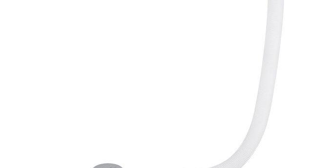 Vidage Baignoire QUICK-CLAC 700mm - Volant ABS chromé - WIRQUIN