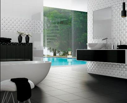Quelle taille de carrelage choisir pour ma salle de bain ?