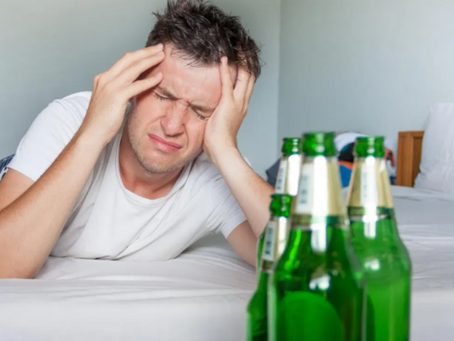 "Do you want to experience ""NO Hungover"" after a drinking night?"