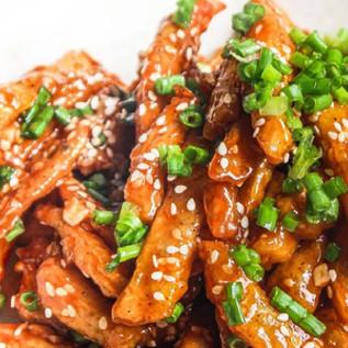 Recipe For Honey Chilli Potato