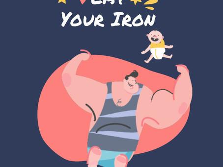 DO YOU TAKE ENOUGH IRON ?