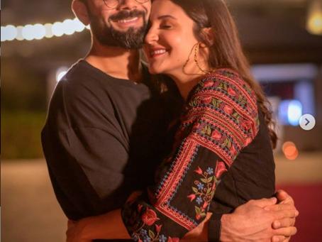 Virat Kohli With Anushka Sharma : Revealed Food Titbits