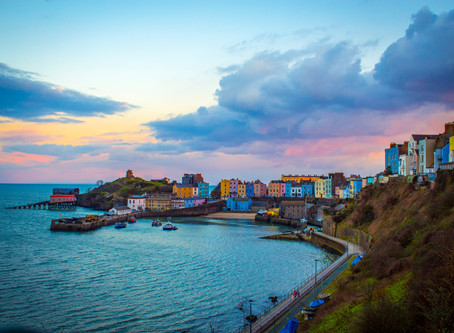 Stunning Locations to (Mini-Moon) Honeymoon in the UK