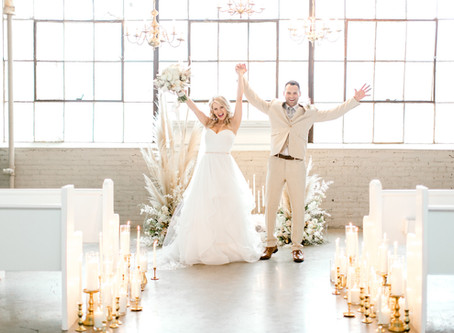 8 Creative 2020 Wedding Ideas that you'll Love!