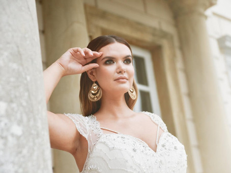 Plus-Size Wedding Dress Shopping Tips Brides Need to Know